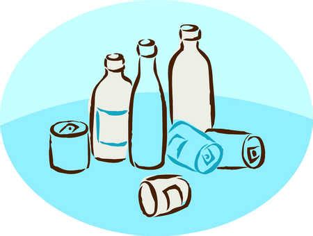 Articles on recycling plastic bottles